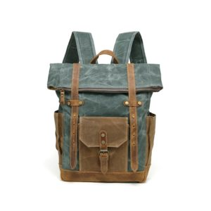 Waxed Canvas Backpack BB 530