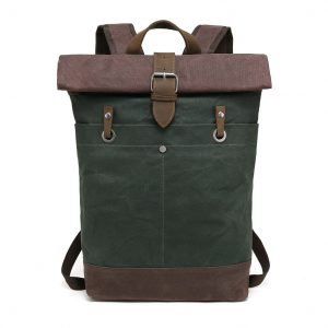 Waxed Canvas Backpack BB 543W