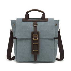 Multifunctional Canvas Messenger Bag CB 038