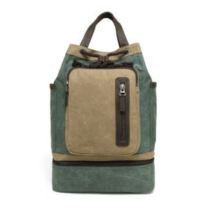 Multifunctional Waxed Canvas Backpack MF 561W