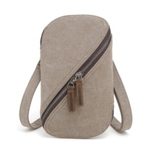 Multifunctional Canvas Shoulder Bag MF 656
